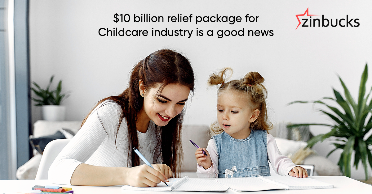 $10 billion relief package for Childcare industry is a good news