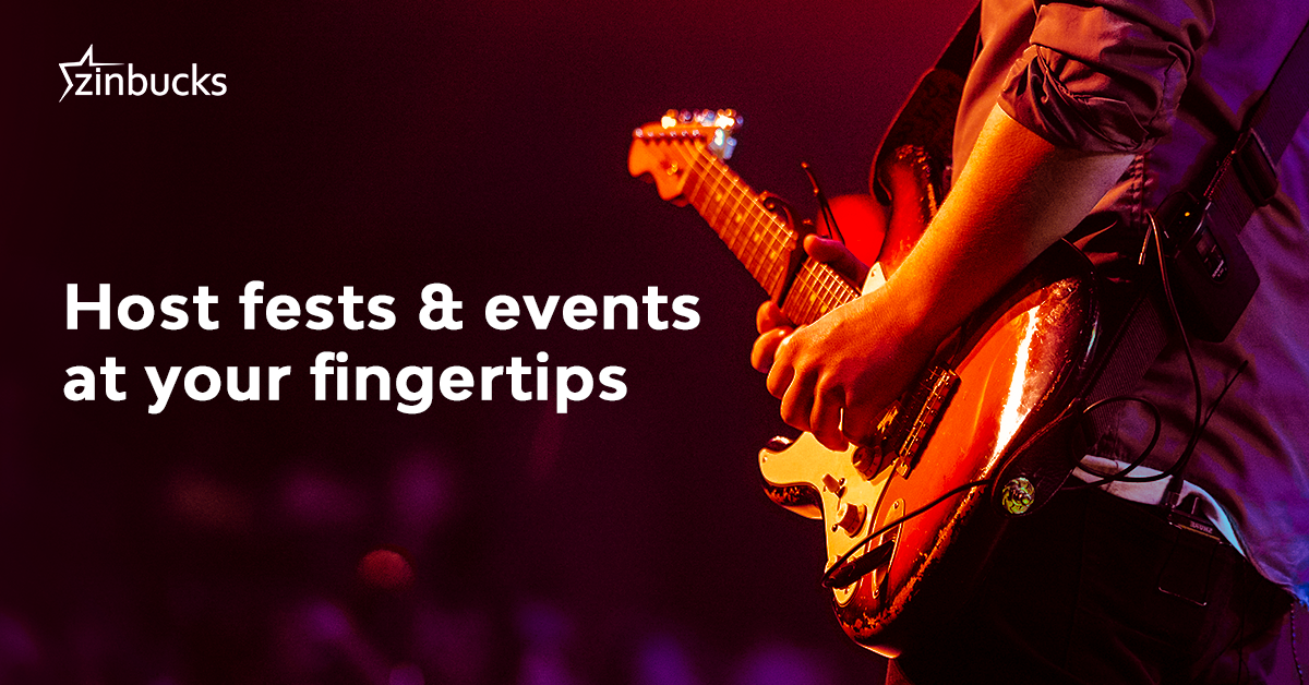 How to organize and run events through a mobile app