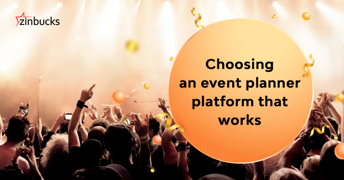 Must-have features of an event planner mobile app